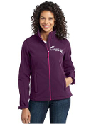 L316 Ladies Traverse Soft Shell Jacket
