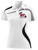 78645 Mens/Ladies Performance Polyester Pique Color-Block Polo