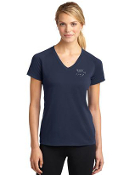LST700 Ladies Ultimate Performance V-Neck