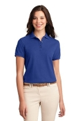 L500 Mens/Ladies Silk Touch Polo