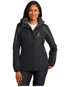 L321/J321 Ladies/Mens Colorblock 3-in-1 Jacket