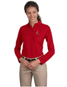 L500LS/K500LS Ladies/Mens Long Sleeve Polo