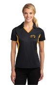 LST655 Side Blocked Micropique Sport-Wick® Polo Ladies/Mens