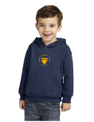 CAR78TH Toddler Pullover Hooded Sweatshirt