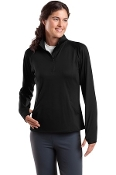 LST850/ST850 Ladies/Mens Yoga 1/2-Zip Pullover