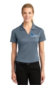 L469 Ladies Dri-Mesh Polo
