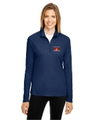 TT31W/TT31Y Ladies/Youth 1/4 Zip Yoga