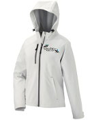 78166 Ladies Soft Shell Jacket with Hood