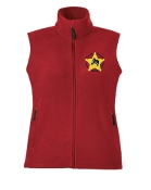78191 Fleece Vest Ladies/Mens