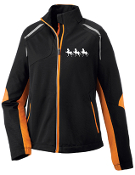 78654 Ladies Hybrid Performance Soft Shell Jacket
