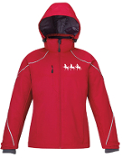78196 Ladies 3-in-1 Jacket with Bonded Fleece Liner