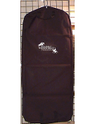 W801 Deluxe Dress Length Garment Bag