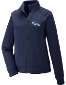 78660 Ladies Bonded Fleece Jacket