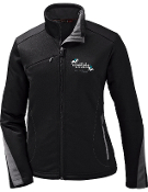 78649 Ladies Bonded Fleece Jacket