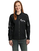 L307 Ladies Soft Shell Jacket