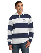 ST300 Long Sleeve Rugby Polo