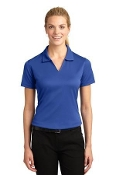 L469 Mens/Ladies Dri-Mesh V-Neck Polo