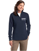 LST253/ST253 Ladies/Mens 1/4-Zip Sweatshirt