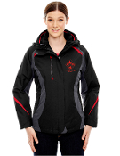 78195/88195 Ladies/Mens 3-in1 Jacket with Insulated Liner