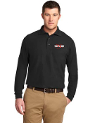 K500LS Mens Long Sleeve Polo