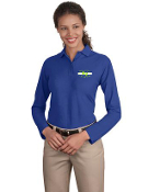 L500LS Ladies Long Sleeve Polo