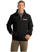 J703 1/2-Zip Wind Jacket