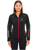 78678/88678 Ladies/Mens Soft Shell Jacket
