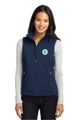 L325 Ladies Soft Shell Vest