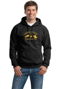 G18500 Hooded Sweatshirt Mens/Youth