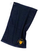TW51 Grommeted Golf Towel
