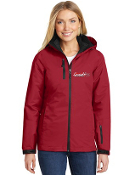 L332 Ladies Vortex Waterproof 3-in-1 Jacket