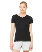 W1105/M1105 Ladies/Mens Performance Triblend Short Sleeve V-Neck