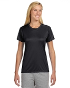 NW3201 Ladies Short Sleeve Cooling Performance Crew Shirt