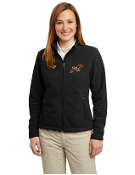 L217 Ladies Fleece Jacket