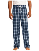 DT1800 Flannel Uinsex Plaid Pants