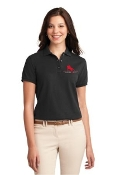 L500 Ladies/Mens SIlk Touch Polo