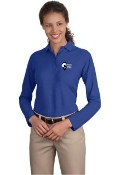 L500LS Ladies/Mens Long Sleeve Polo
