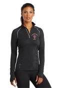LOE335 Yoga shirt 1/4 Zip