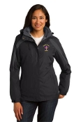 L321 Ladies Colorblock 3-in-1 Jacket