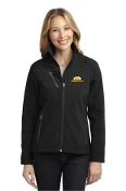 L324 Soft Shell Jacket - ladies/mens