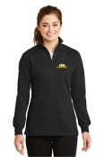 LST253 1/4 Zip Sweatshirt - ladies/mens