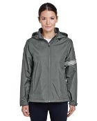 TT78W All Season Hooded Fleece lined Jacket - ladies/mens