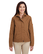 M705W Canvas Barn Jacket - ladies/mens