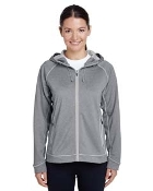 TT38 Melange Performance Hoody - ladies/mens