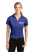 LST660 Heather Polo Shirt - Ladies/Mens