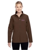 TT80 Ladies Soft Shell Jacket