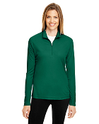 TT31  1/4 Zip Performance Shirt - Ladies/Mens/Youth