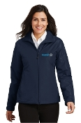 L354 Ladies Polar Fleece Barn Jacket