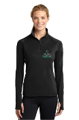LST850 Ladies 1/2 Zip Pullover