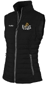 SHOW TEAM Ladies Quilted Vest CR5535